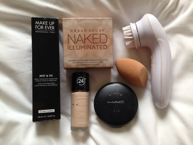 Top 5 Make Up products