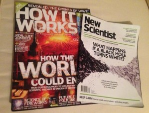 How It Works and New Scientist