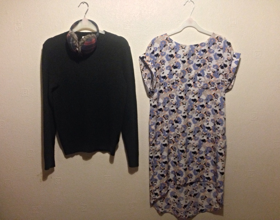 Reiss, River Island and Ness Charity Shop Clothes
