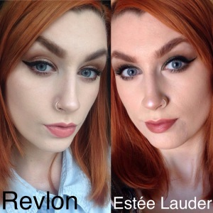 Revlon Vs. Estee Lauder Foundation