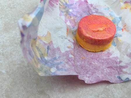 Lush Mmmelting Marshmallow Moment Bath Oil
