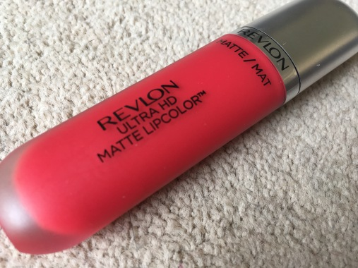 Revlon Ultra HD 'Love' Matte Lipstick