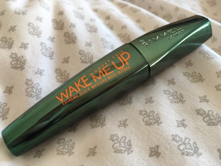 Rimmel Wonder-Full Wake Me Up Mascara Review