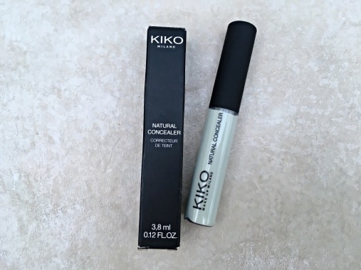 KIKO Green Natural Concealer