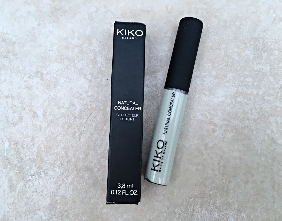 KIKO Green Natural Concealer