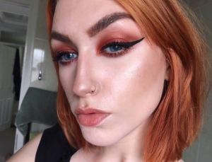 Mac Red Brick Matte Eyeshadow