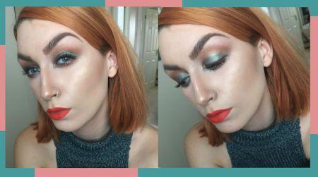 KIKO Cosmetics 212 Emerald Green Water Eyeshadow