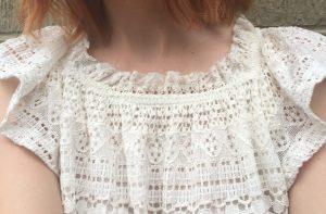 Floral Topshop blouse