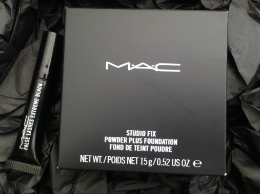 Mac False Lashes Extreme Black Mascara