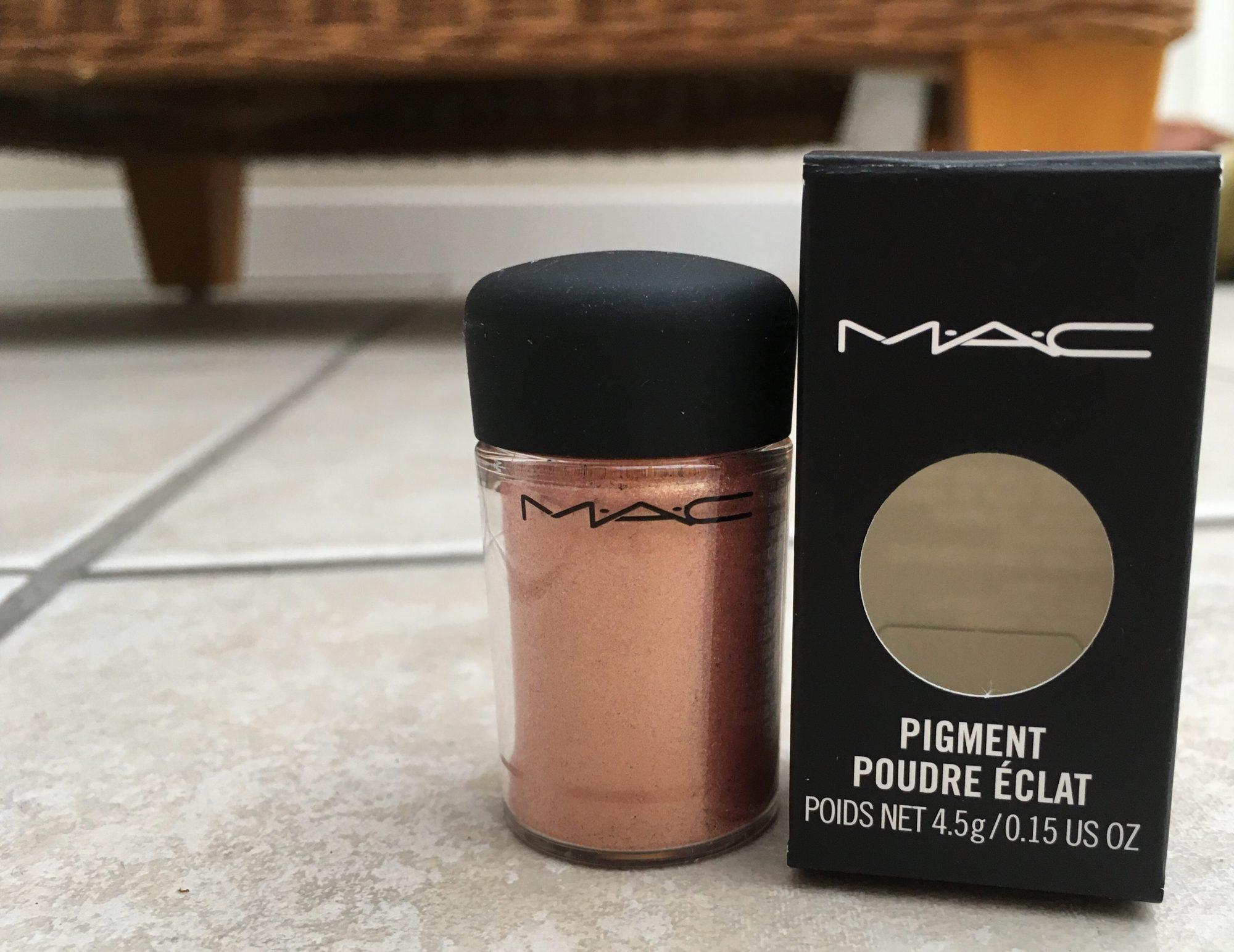 Mac Melon Pigment
