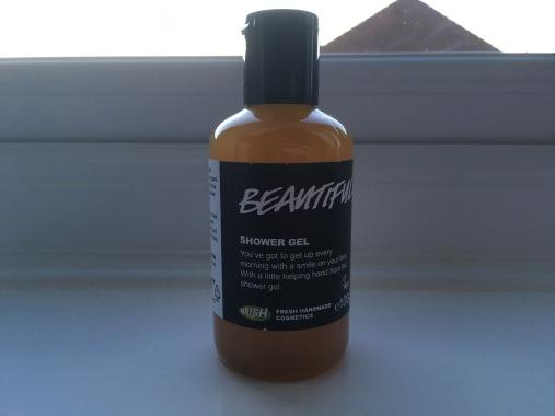 Beautiful Body Wash Lush Cosmetics