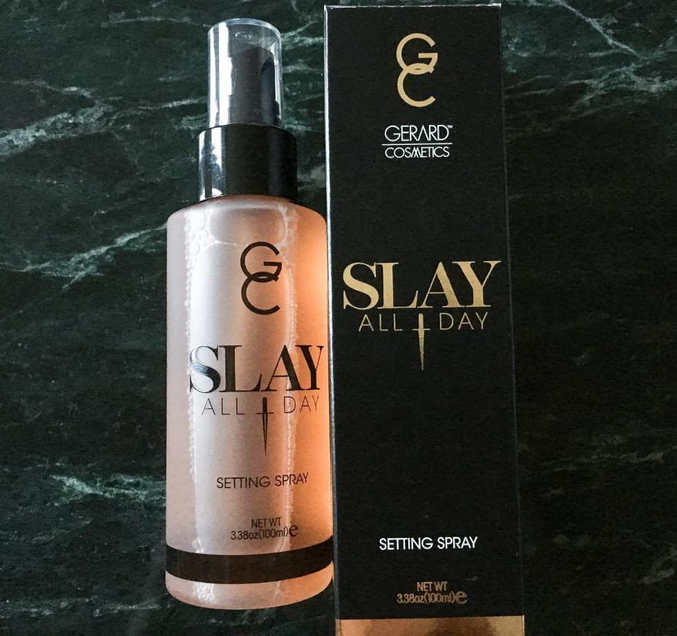 Gerard Cosmetics Slay All Day Fixing Spray