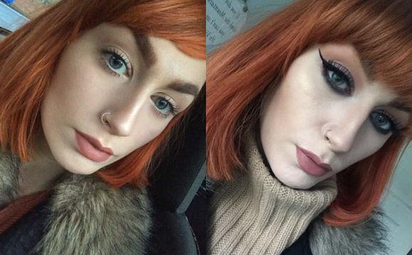 Mac Lipstick and Lip Liner