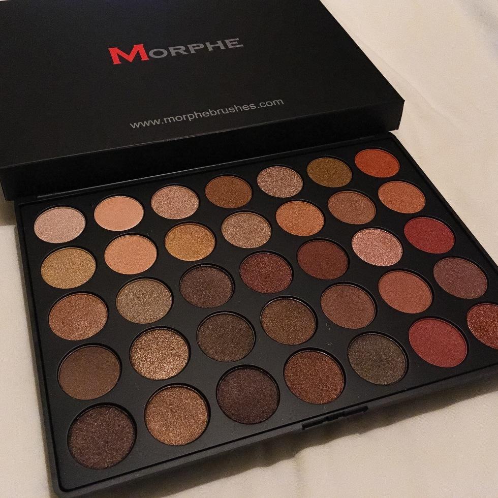 Morphe 35OS palette