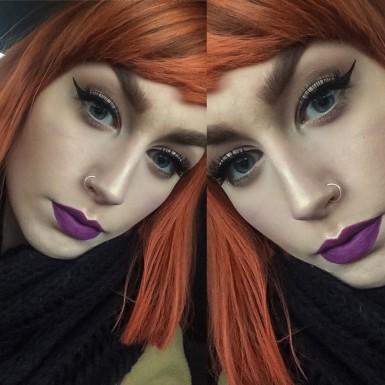 Kat Von D Everlasting liquid lipstick Susperia
