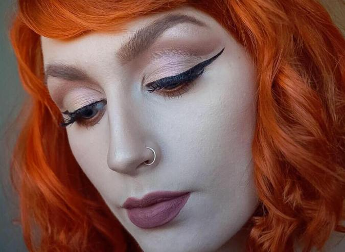 Cut crease tutorial