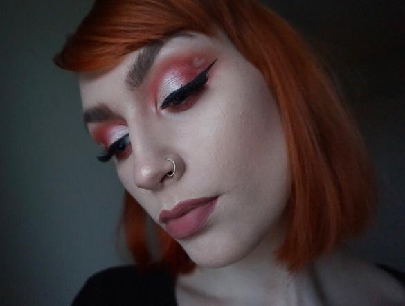 Valentine's Day Makeup Look