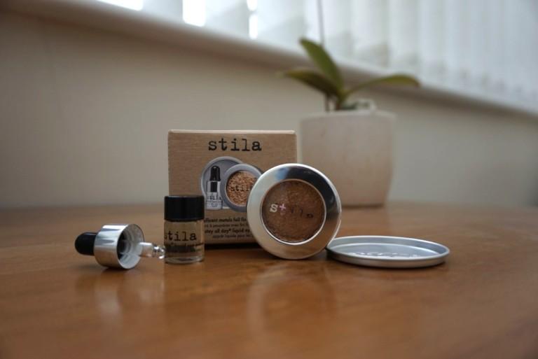 stila cosmetics magnificent metals eyeshadow with primer