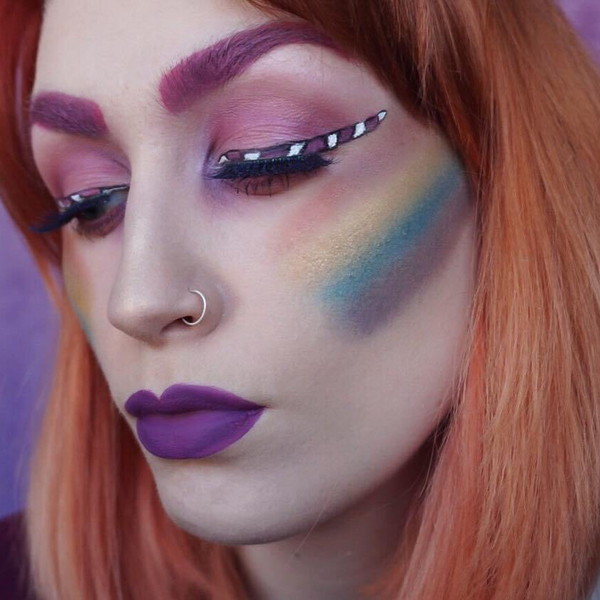Unicorn Makeup - Kim Dibble