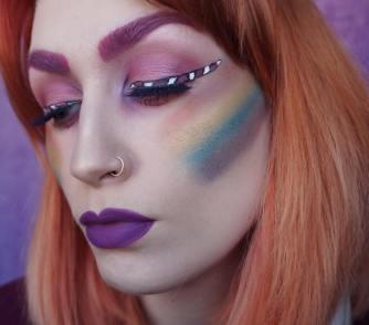 Unicorn Makeup - Kim Dibble