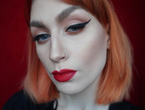 Savannah Miller x Bagsy Vermillion Lipstick
