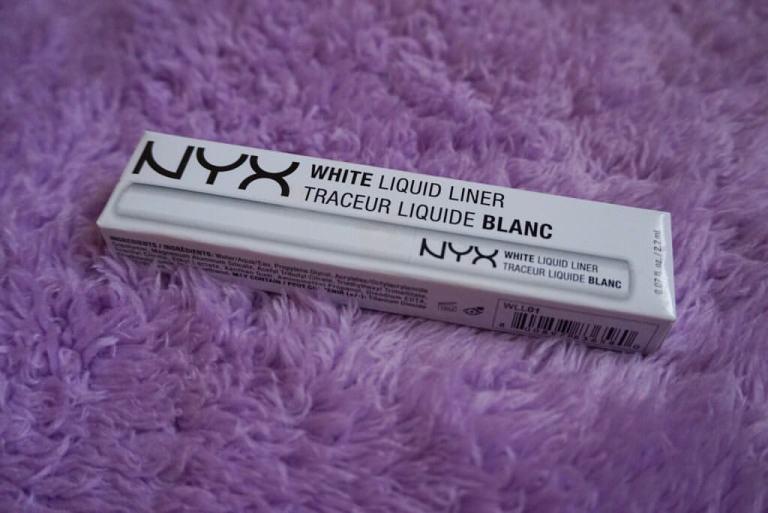 NYX White Liner