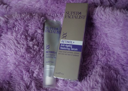 Super Facialist Retinol Anti-Ageing Serum