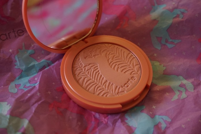 Tarte Amazonian Clay Blush in Celebrated