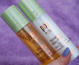 Pixi Beauty Vitamin Mist and Hydrating Milky Mist