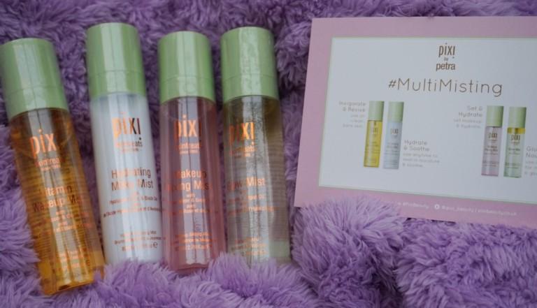 Pixi Beauty Multi Misting Sprays