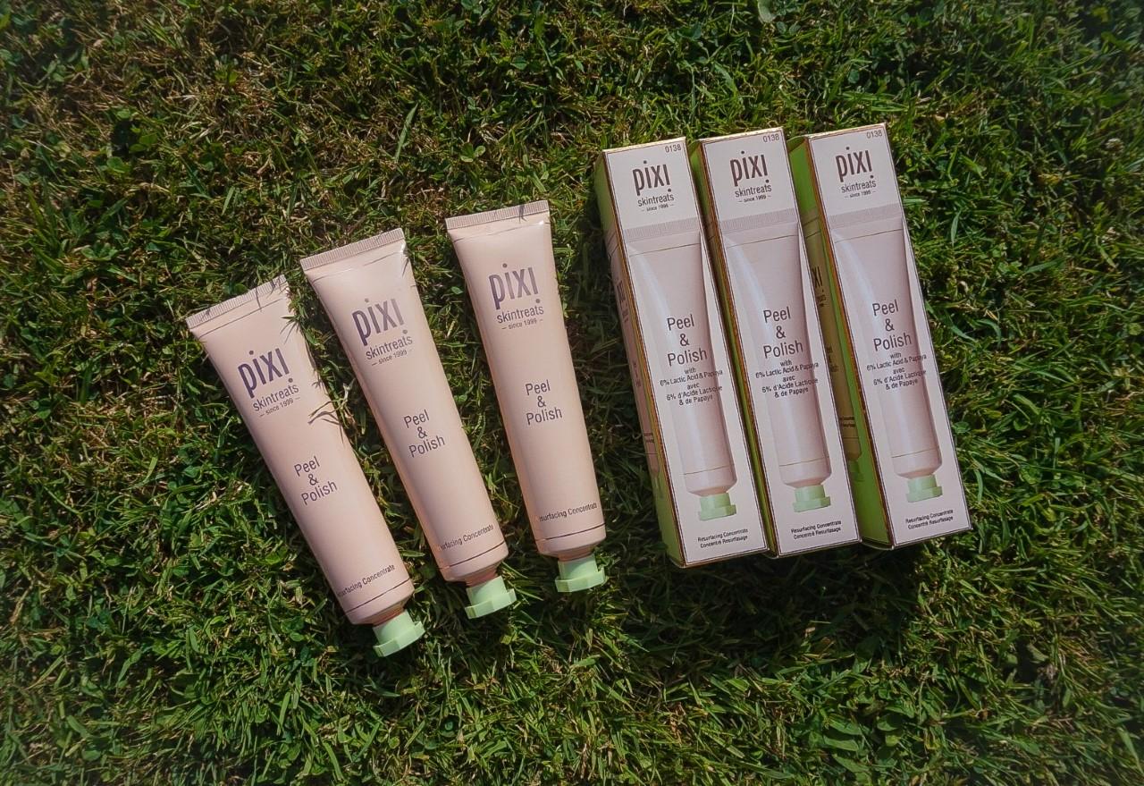 Pixi Beauty Peel and Polish