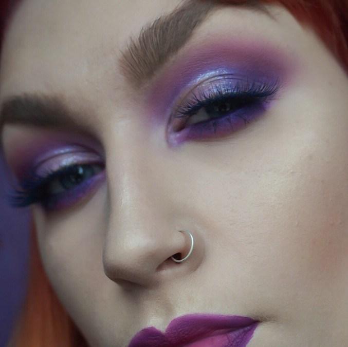 Stila foil eyeshadow review