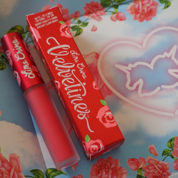 Lime Crime True Love Velvetines Lipstick