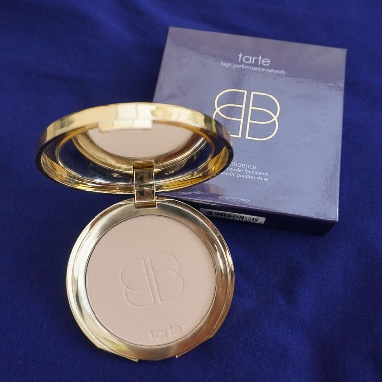 Tarte Double Duty Beauty Confidence Creamy Powder Foundation