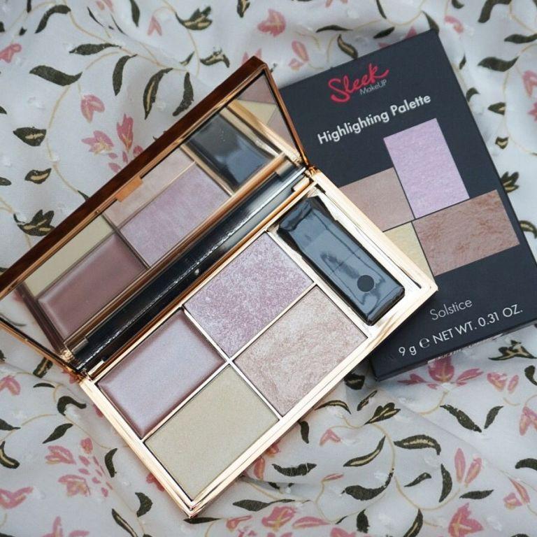 Sleek Makeup Solstice Highlight Palett