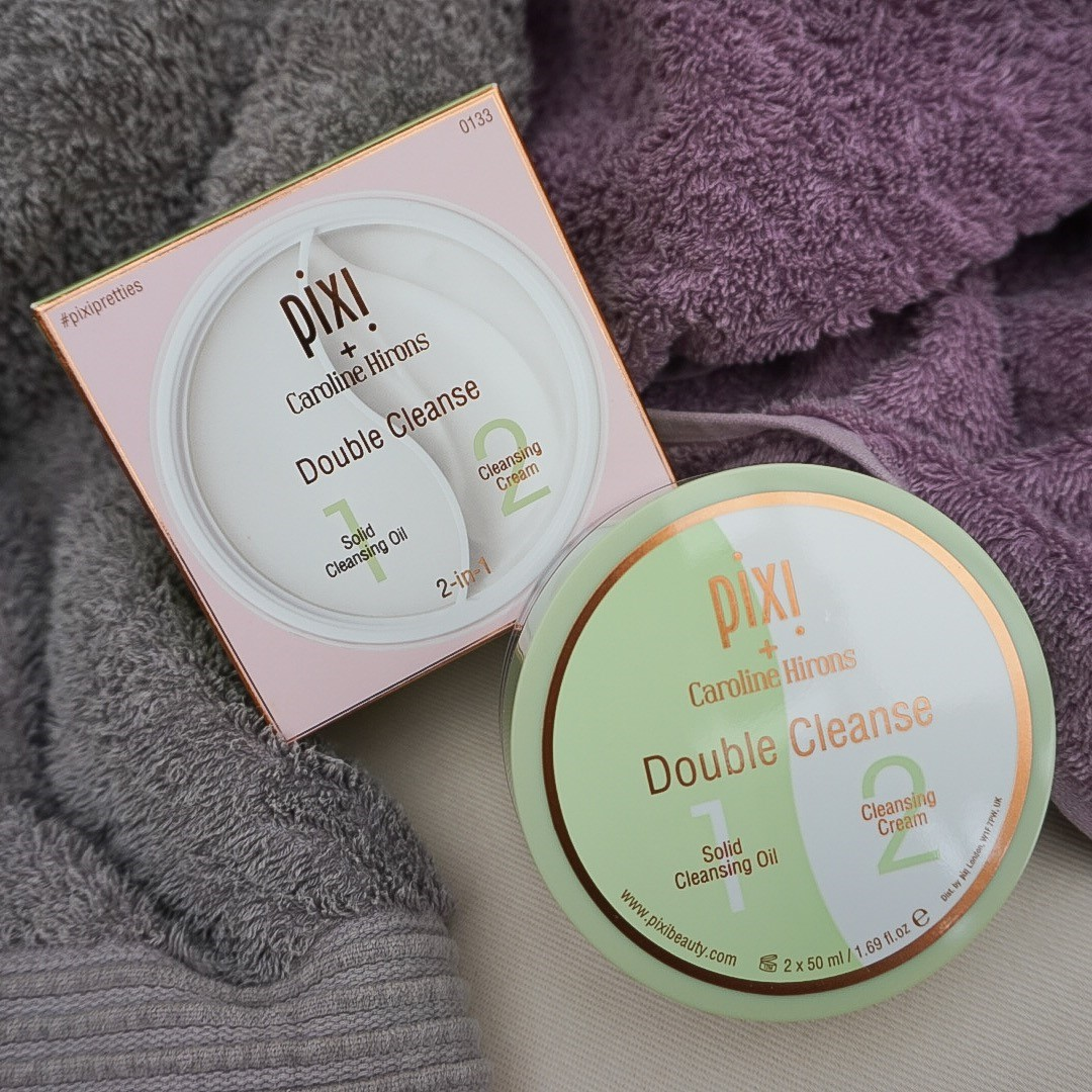 Pixi Beauty + Caroline Hirons Double Cleanse