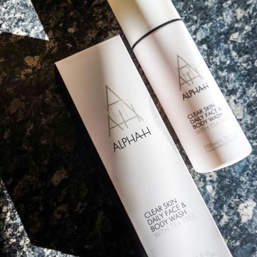 Alpha H Clear Skin Daily Face & Body Wash
