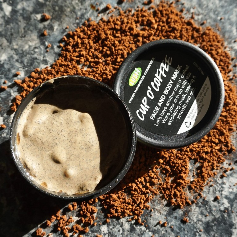 Lush Cosmetics Cup o Coffee