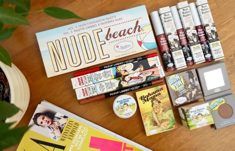 theBalm pr package