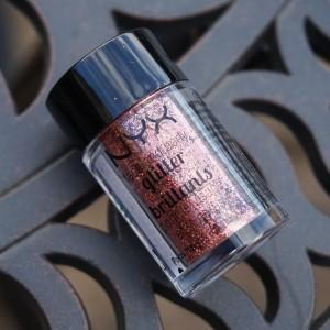 NYX Cosmetics Copper Glitter