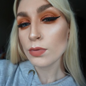 NYX Cosmetics Copper Glitter