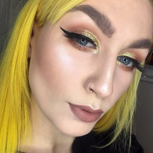 NYX Cosmetics Glitter Gold