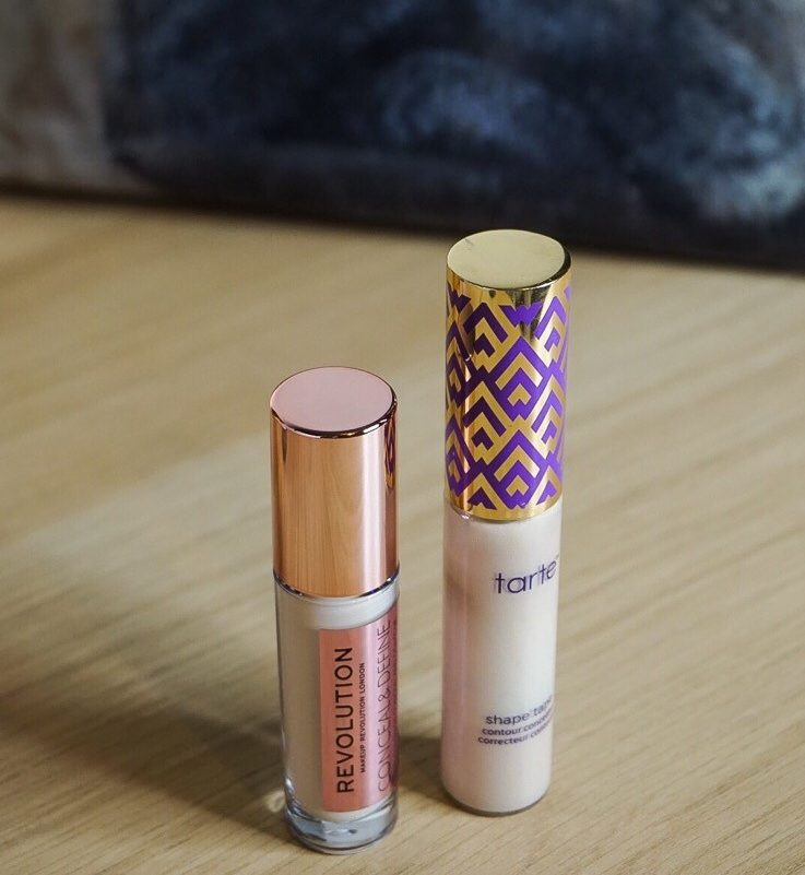 Tarte Shape Tape Dupe Makeup Revolution Concealer