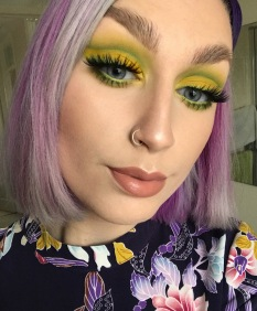 Citrus makeup