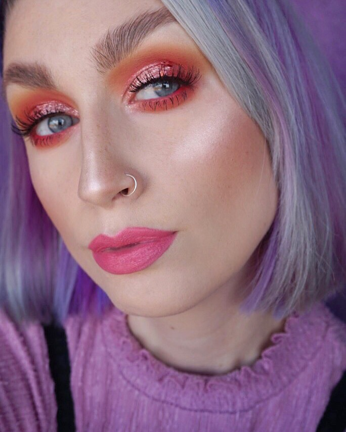 Stila Glitter & Glow Liquid Eye Shadow Enchantrass