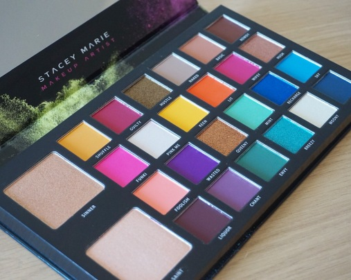 B Perfect Cosmetics x Stacey Marie MUA Carnival Palette