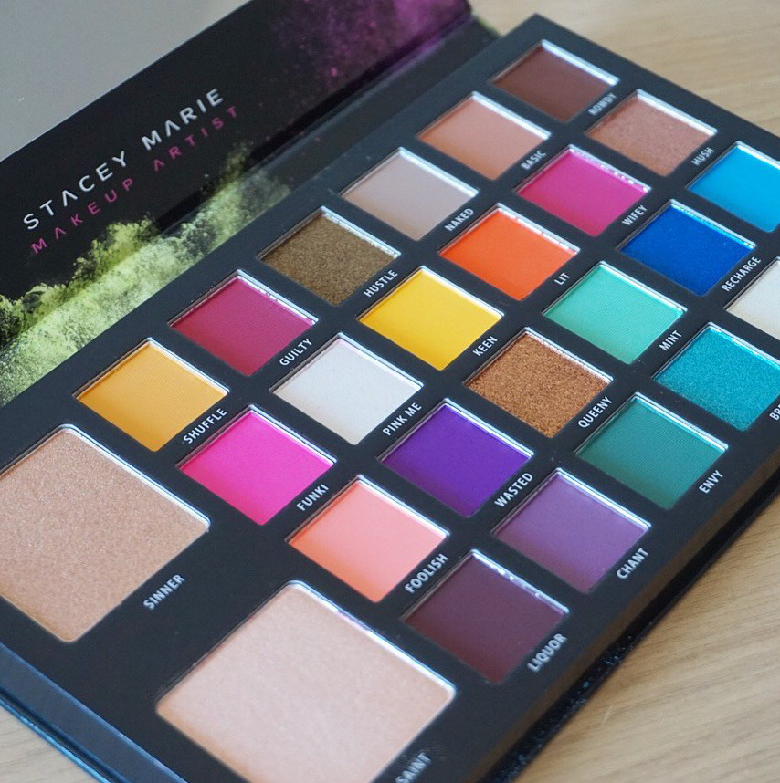 BPerfect x Stacey Marie Carnival Palette