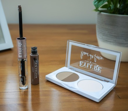 Eylure brow product review | Dibble's Corner
